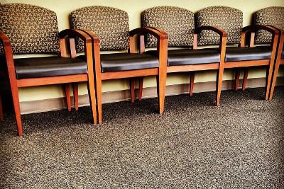 Teppichbodenreinigung Berlin Arztpraxen Wartezimmer